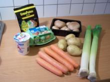 Winterliches Gemüsegratin - Rezept