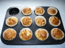 Tomatenmuffins - Rezept