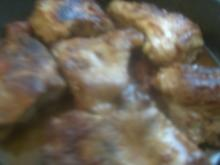 Geschmorte Rippchen  ( auch für den Grill geeignet ) - Rezept