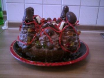 Die Candymountain Candyritterburg - Rezept