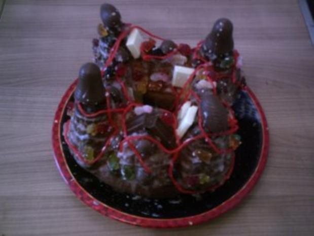 Die Candymountain Candyritterburg - Rezept - Bild Nr. 2