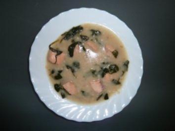 Großmutters Fischsuppe - Rezept