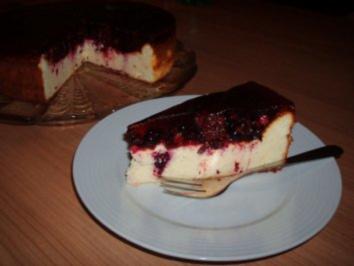Beeren Quark Kuchen Rezept Mit Bild Kochbar De