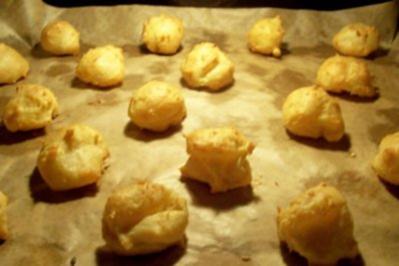 Snack: Käsekugeln - Rezept