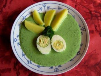 Grüne Soße - Rezept