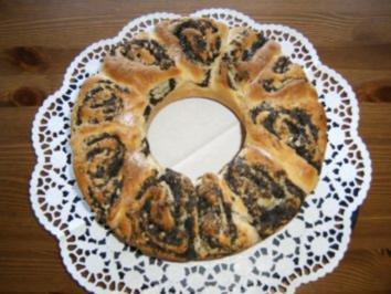 Rosenkuchen   ( Quarkoelteig ) - Rezept