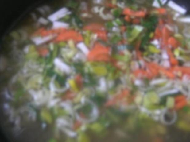 Klare Rinderbrühe - Rezept - Bild Nr. 4