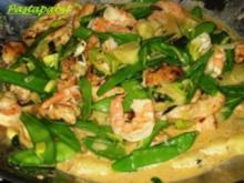 Thai- Shrimp- Curry - Rezept