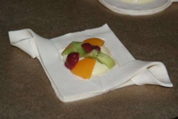 Früchtekissen - Rezept - Bild Nr. 3