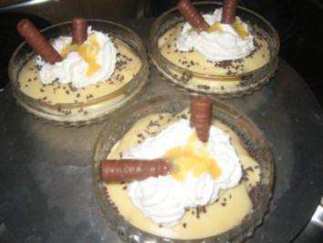 "Dessert: Eierlikörpudding für ""Große"" - Rezept"