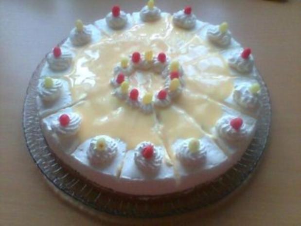 Köstliche Schokoladentorte mit Eierlikör. Mit Bilder! - Rezept - Bild Nr. 9