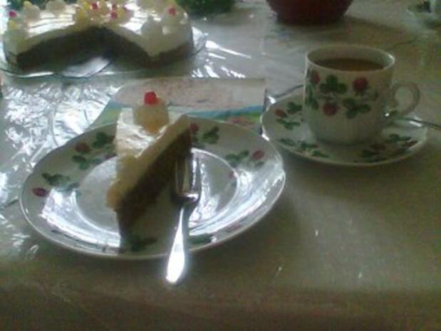 Köstliche Schokoladentorte mit Eierlikör. Mit Bilder! - Rezept - Bild Nr. 11