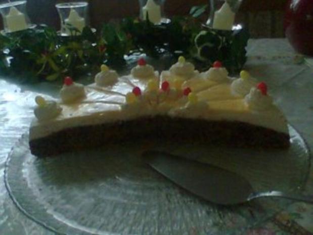 Köstliche Schokoladentorte mit Eierlikör. Mit Bilder! - Rezept - Bild Nr. 15