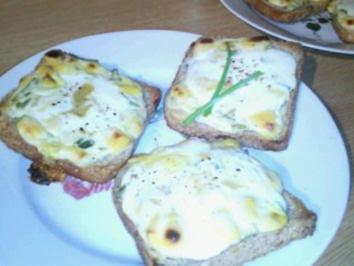 Rezept: Welsh Toast