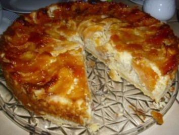 Apfel-Reis-Kuchen - Rezept