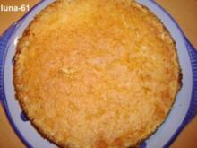 Zitronenkuchen..schnell gemacht und sooooo lecker! - Rezept