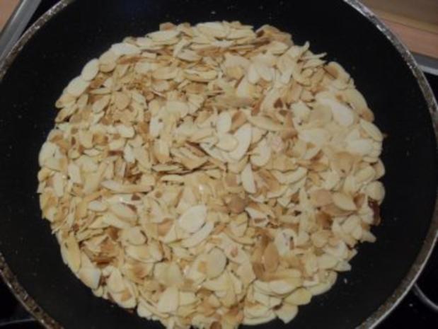 Schicht-Torte aus weißer Schokolade und Eierlikör - Rezept - Bild Nr. 2