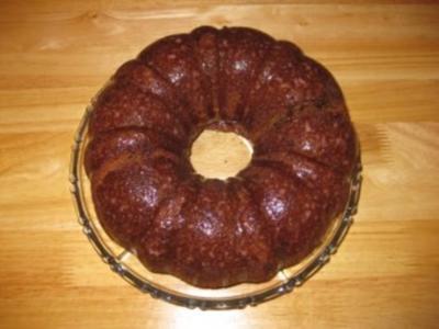 Mein Nutella-Schokorosinen(schneckele) - Nußkuchen ;-)))) - Rezept