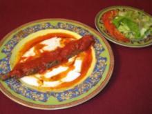 Yoghurtlu Adana Kebab - Rezept