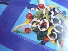 Rucolasalat mit Spinat und Mango - Rezept
