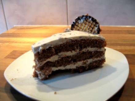 Schokokuss-Torte - Rezept