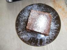Vollwert -Kirschkuchen - Rezept