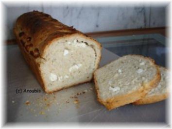 Brot/Brötchen - Fetabrot - Rezept