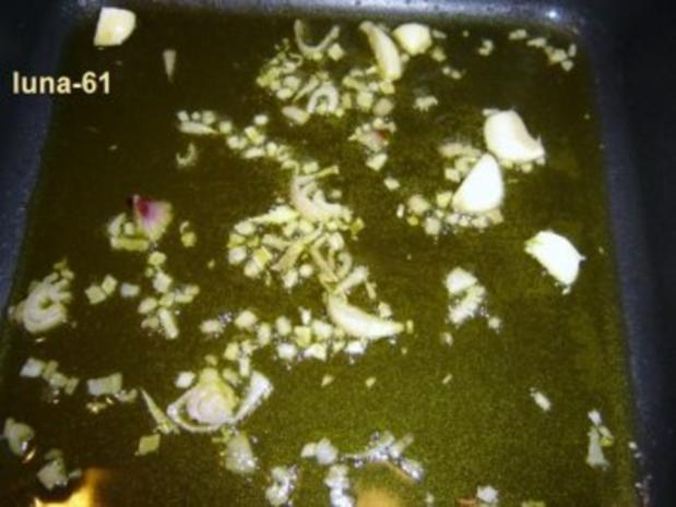 CONIGLIO ALLE OLIVE - Kaninchen mit Oliven - Rezept - Bild Nr. 2