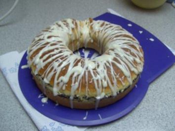 Rezept: Apfel-Mohn-Kuchen