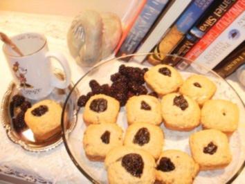 Muffins: Haferflocken mit Fruechten - Amerikanisch  - wenn man keine Zeit hat fuer Fruehstueck - Rezept