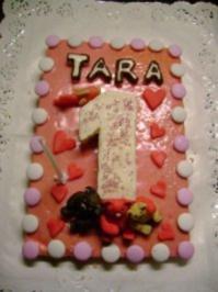 Kuchen Mein 1 Geburtstagskuchen Rezept Kochbarde