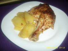 Hähnchen - Schmortopf - Rezept