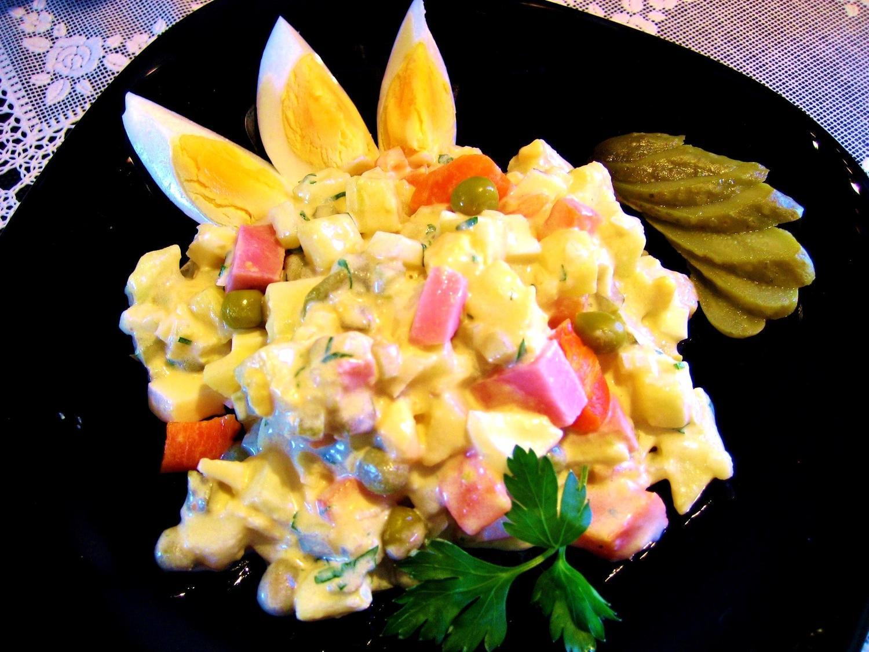 8 Russischer Kartoffelsalat Rezepte - kochbar.de