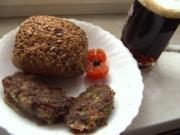 Kräuter-Fisch-Frikadellen - Rezept