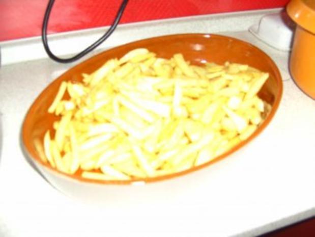 Pommes Frittes - Rezept - Bild Nr. 9
