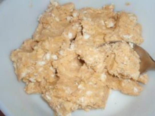Fleisch: Schweinsfilet mit Mozzarellakruste - Rezept - Bild Nr. 2