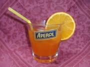 Aperol -Cocktail - Rezept