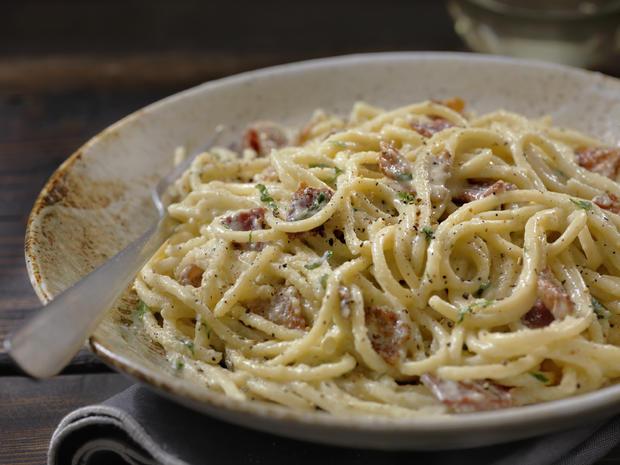 Spaghetti Carbonara - Italienische Rezepte - Bild Nr. 10