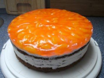 Milchschnitten-Torte - Rezept