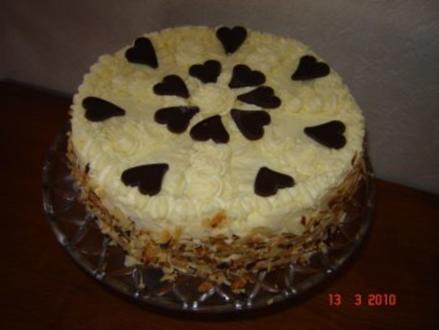 Kuchen + Torten : Malakofftorte - Rezept