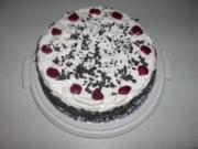 Pflaumen - Sahne - Torte - Rezept