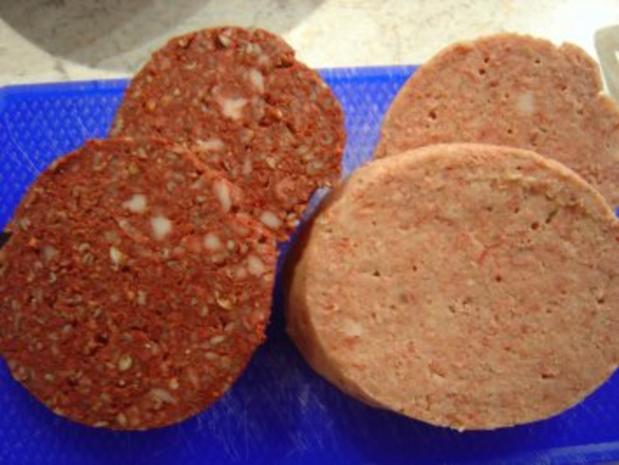 Bauern - Pfanne mit Zwiebel-Apfelmus und Kartoffelpürree - Rezept - Bild Nr. 2