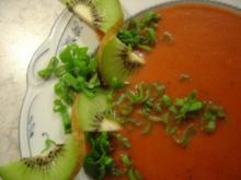 Rote Bete - Suppe als fruchtige Vorspeise - Rezept