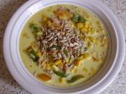 Maissuppe - Rezept