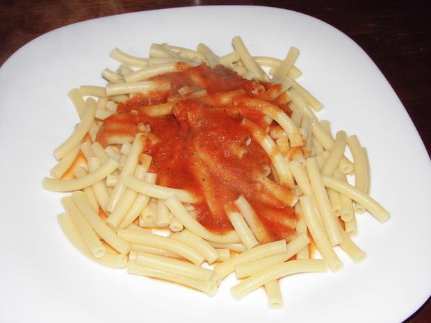 Tomatensauce - Rezept - Bild Nr. 2