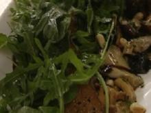 Warmer Pilzsalat aus der Lombardei - Rezept