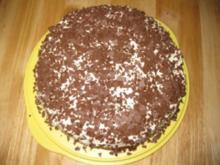 ♥ Vanille-Nuß-Kirsch-Eierlikör-Torte ♥ .........Bilder sind ON - Rezept