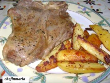 T-BONE STEAK - Rezept