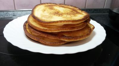Omas Eierpfannkuchen - Rezept - Bild Nr. 2