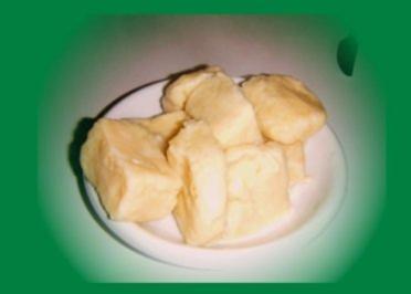 Schlesische Kartoffelklöße - Rezept
